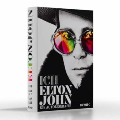 ich elton john hardcover