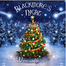 blackmores night winter carols 2017